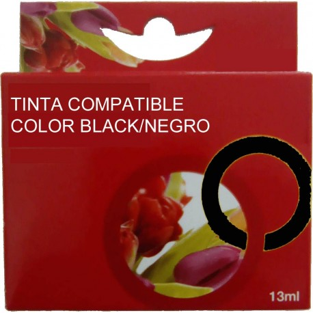 TINTA CANON 1500 - CARTUCHO CANON PGI1500 - COMPATIBLE BLACK 1.200 PAGINAS