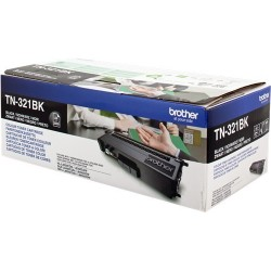 TONER BROTHER TN321 - ORIGINAL BLACK 2.500 PAGINAS