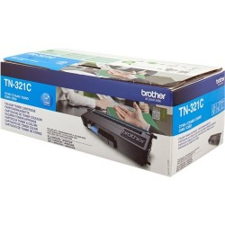 TONER BROTHER TN321 - ORIGINAL CYAN 1.500 PAGINAS