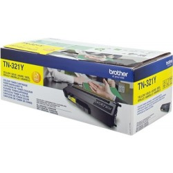 TONER BROTHER TN321 - ORIGINAL YELLOW 1.500 PAGINAS