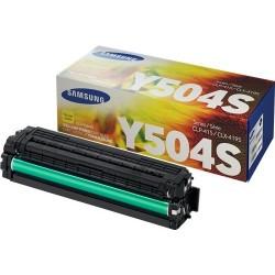 TONER SAMSUNG Y504S - TONER SAMSUNG CLTY504S - ORIGINAL YELLOW 1.800 PAGINAS