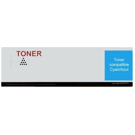 TONER SAMSUNG C406S - TONER SAMSUNG CLTC406S - COMPATIBLE CYAN 1.000 PAGINAS