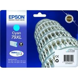 TINTA EPSON T7902 - ORIGINAL CYAN 2.000 PAGINAS