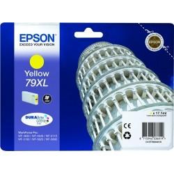 TINTA EPSON T7904 - ORIGINAL YELLOW 2.000 PAGINAS