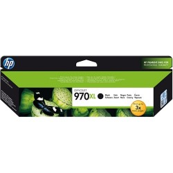 TINTA HP 970XL - ORIGINAL BLACK 9.200 PAGINAS