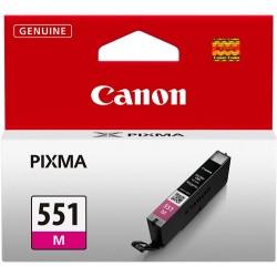 TINTA CANON 551 - CARTUCHO CANON CLI551 - ORIGINAL MAGENTA 11ml