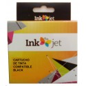 TINTA HP 300XL - COMPATIBLE BLACK 600 PAGINAS