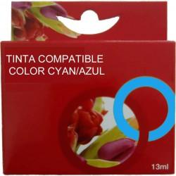TINTA CANON 551 - CARTUCHO CANON CLI551 - COMPATIBLE CYAN 11ml