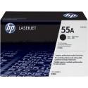 TONER HP 55A - TONER HP CE255A - ORIGINAL BLACK 6.000 PAGINAS