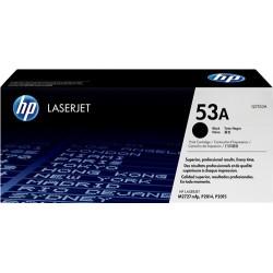 TONER HP 53A - TONER HP Q7553A - ORIGINAL BLACK 3.000 PAGINAS