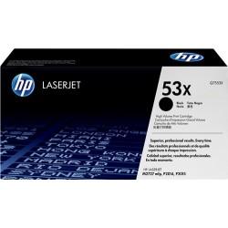 TONER HP 53X - TONER HP Q7553X - ORIGINAL BLACK 7.000 PAGINAS