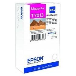 TINTA EPSON T7013 - ORIGINAL MAGENTA 3.400 PAGINAS