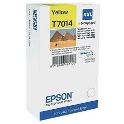 TINTA EPSON T7014 - ORIGINAL MAGENTA 3.400 PAGINAS