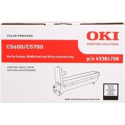 TAMBOR OKI C5600 - ORIGINAL BLACK 20.000 PAGINAS