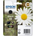 TINTA EPSON 18 - CARTUCHO EPSON T1801 - ORIGINAL BLACK 175 PAGINAS