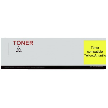 TONER HP 125A - TONER HP CB542A - COMPATIBLE YELLOW 1.400 PAGINAS