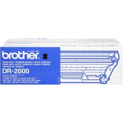 TAMBOR BROTHER DR2000 - ORIGINAL BLACK  12.000 PAGINAS