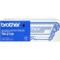TONER BROTHER TN2120 - ORIGINAL BLACK 2.600 PAGINAS