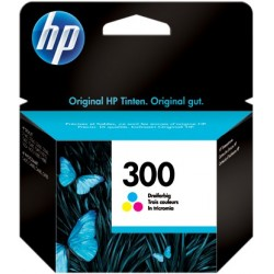 TINTA HP 300 - ORIGINAL COLOR 165 PAGINAS