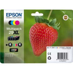 TINTA EPSON 29X - CARTUCHO EPSON T2991 - ORIGINAL PACK 4 COLORES