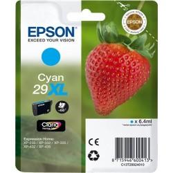 TINTA EPSON 29X - CARTUCHO EPSON T2992 - ORIGINAL CYAN 450 PAGINAS