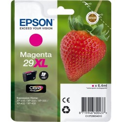 TINTA EPSON 29X - CARTUCHO EPSON T2993 - ORIGINAL MAGENTA 450 PAGINAS
