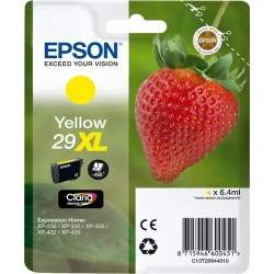 TINTA EPSON 29X - CARTUCHO EPSON T2994 - ORIGINAL YELLOW 450 PAGINAS