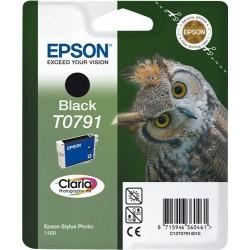 TINTA EPSON T0791 - ORIGINAL BLACK 540 PAGINAS