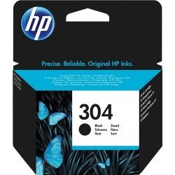 TINTA HP 304 - ORIGINAL BLACK 100 PAGINAS