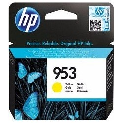 TINTA HP 953 - ORIGINAL YELLOW 700 PAGINAS