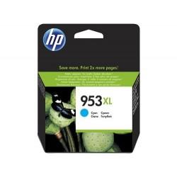 TINTA HP 953XL - ORIGINAL CYAN 1.600 PAGINAS