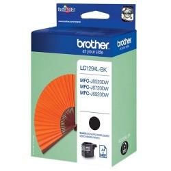TINTA BROTHER LC129 - ORIGINAL BLACK 2.900 PAGINAS