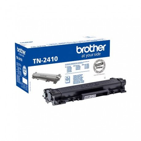 TONER BROTHER TN2410 - ORIGINAL BLACK 1.200 PAGINAS