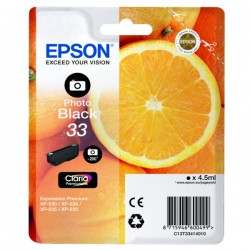 TINTA EPSON 33 - CARTUCHO...
