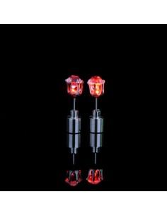 Pendientes luz LED