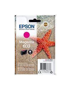 TINTA EPSON 603 MAGENTA...