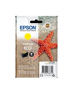 TINTA EPSON 603 YELLOW...