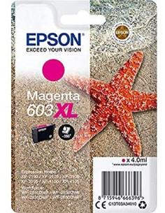 TINTA EPSON 603 XL MAGENTA...