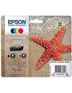 PACK TINTAS EPSON 603...