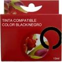 TINTA EPSON 16XL - CARTUCHO EPSON T1631 - COMPATIBLE BLACK 500 PAGINAS