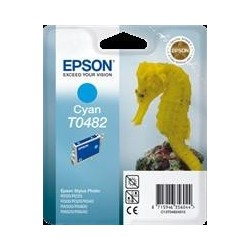 TINTA EPSON T0482 - ORIGINAL CYAN 13ml
