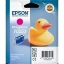 TINTA EPSON T0553 - ORIGINAL MAGENTA 8ml