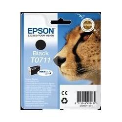 TINTA EPSON T0711 - ORIGINAL BK 7.4ml