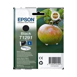 TINTA EPSON T1291 - ORIGINAL BK 11.2ml