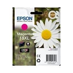 TINTA EPSON 18X - CARTUCHO EPSON T1813 - ORIGINAL MAGENTA 6.6ml