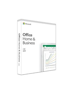 MICROSOFT OFFICE OEM 2019 HOME & BUSINESS (LIC. ELECTRONICA)
