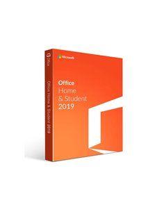MICROSOFT OFFICE OEM 2019 HOME & STUDENT (LIC. ELECTRONICA)