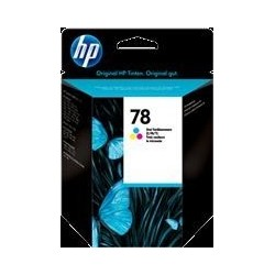 TINTA HP 78 - ORIGINAL COLOR  560 PAGINAS