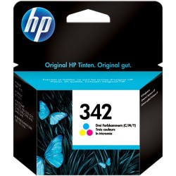TINTA HP 342 - ORIGINAL COLOR 220 PAGINAS