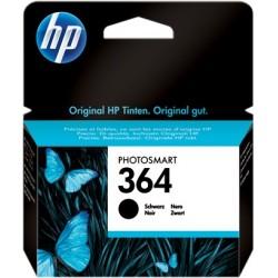 TINTA HP 364 - ORIGINAL BLACK 250 PAGINAS